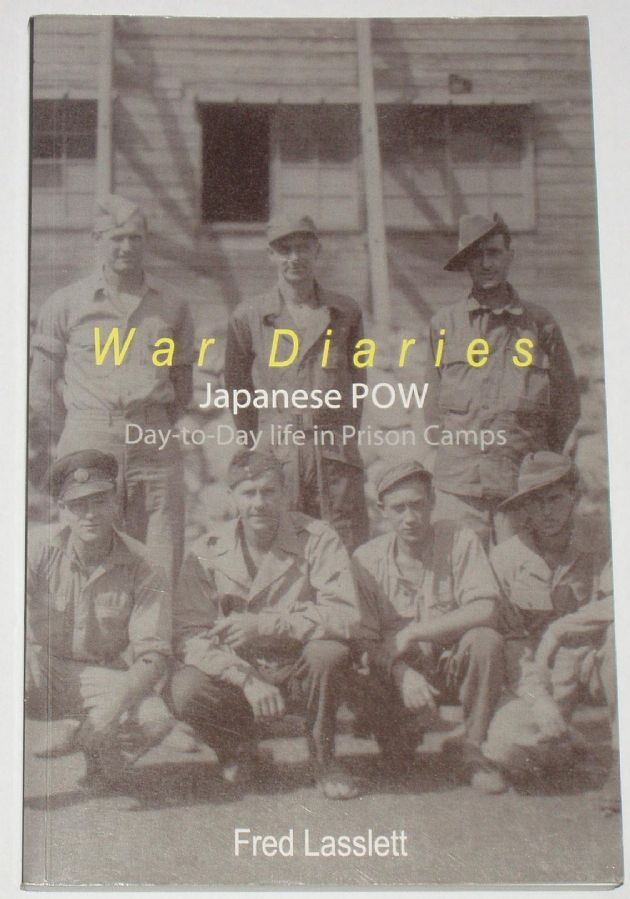 War Diaries, by Fred Lasslett